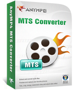 AnyMP4 MTS Converter Coupon – 20%