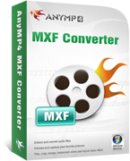 AnyMP4 MXF Converter Lifetime License Coupon – 90% OFF