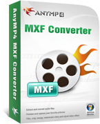 AnyMP4 MXF Converter Coupon