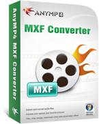 AnyMP4 MXF Converter Coupon