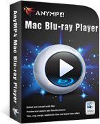 AnyMP4 Mac Blu-ray Player Lifetime License Coupon Code – 90%