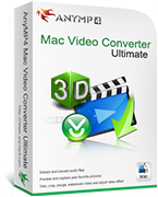 20% OFF AnyMP4 Mac Video Converter Ultimate Coupon
