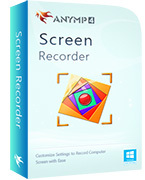 Unique AnyMP4 Screen Recorder Coupon Discount