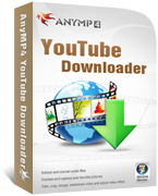 AnyMP4 YouTube Downloader Coupon – 20%