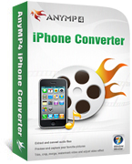 AnyMP4 iPhone Converter Coupon – 20% Off