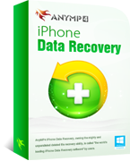 AnyMP4 iPhone Data Recovery Lifetime License Coupon – 90% Off