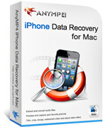 Special AnyMP4 iPhone Data Recovery for Mac Coupon Discount