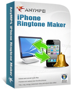 AnyMP4 iPhone Ringtone Maker Coupon Code – 20%