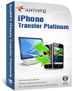 AnyMP4 iPhone Transfer Platinum Coupon – 20% OFF