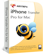 Exclusive AnyMP4 iPhone Transfer Pro for Mac Coupon Code