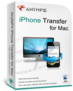 AnyMP4 iPhone Transfer for Mac Coupon – 20% Off