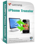 AnyMP4 iPhone Transfer Coupon – 20% Off