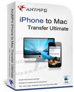 AnyMP4 iPhone to Mac Transfer Ultimate Coupon – 20%