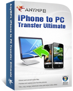AnyMP4 iPhone to PC Transfer Ultimate Coupon Code – 20% OFF