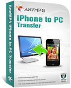 AnyMP4 iPhone to PC Transfer Coupon – 20% OFF