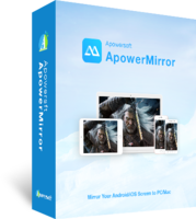Apowersoft ApowerMirror Family License (Lifetime) Coupon Sale