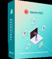ApowerREC Family License (Lifetime) Coupon