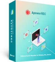 Apowersoft ApowerREC Personal License (Lifetime Subscription) Coupon