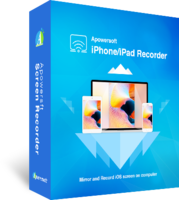 Apowersoft iPhone/iPad Recorder Personal License (Lifetime Subscription) – Exclusive 15% off Discount