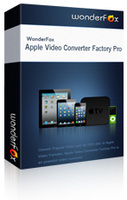 Apple Video Converter Factory Pro – Exclusive 15% off Coupon