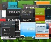 Apycom Menus ALL Styles – Apycom.com : Stunning jQuery Menus – Exclusive 15% Coupon