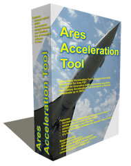 Ares Galaxy Acceleration Tool Coupon Code – 35%