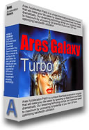 Ares Galaxy Turbo Booster Coupon Code – 35%
