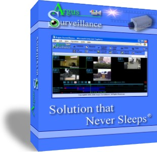 Argus Surveillance DVR (unlimited number cameras) Coupon – 30%