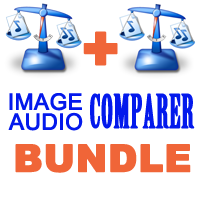 Audio Comparer + Image Comparer bundle – Exclusive Coupon