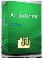 GilISoft Internatioinal LLC. – Audio Editor  – 1 PC / 1 Year free update Coupon