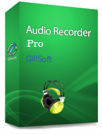 GilISoft Internatioinal LLC. – Audio Recorder Pro – 1 PC / 1 Year Free update Coupons