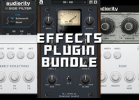 15% off – Audiority Effects Plugin Bundle