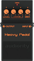 Audiority Heavy Pedal – 15% Sale