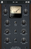 Audiority TS-1 Transient Shaper – Exclusive 15% off Discount