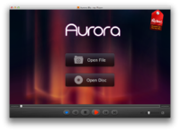 Aurora Blu-Ray Player Software Blu-ray Player for Mac (One Year) Coupon