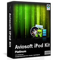 Aviosoft iPod Kit Platinum Coupons 15% OFF
