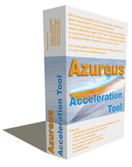Azureus Acceleration Tool Coupon – 35%
