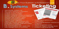 EgyFirst Software LLc. – B1ST: A Premium PHP Ticketing System Coupon Deal