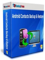 Backuptrans Android Contacts Backup & Restore (Personal Edition) Coupon
