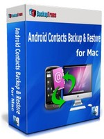 Backuptrans Android Contacts Backup & Restore for Mac (Business Edition) Coupon