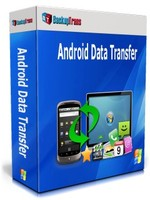 Backuptrans Android Data Transfer (Personal Edition) Coupon