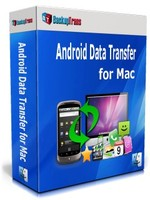 Backuptrans Android Data Transfer for Mac (Personal Edition) Coupon