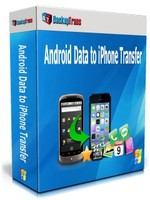 Backuptrans Android Data to iPhone Transfer (Business Edition) Coupon