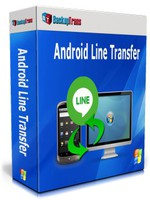Amazing Backuptrans Android Line Transfer (Personal Edition) Coupon