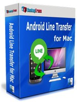Backuptrans Android Line Transfer for Mac (Personal Edition) Coupon