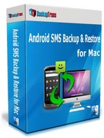 Backuptrans Android SMS Backup & Restore for Mac (Personal Edition) Coupon