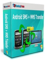Backuptrans Android SMS + MMS Transfer (Family Edition) Coupon