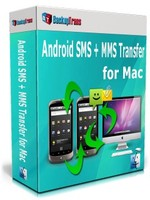 Backuptrans Android SMS + MMS Transfer for Mac (Family Edition) Coupon