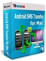 Backuptrans Android SMS Transfer for Mac (Personal Edition) Coupon