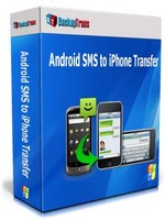 Backuptrans Android SMS to iPhone Transfer (One-Time Usage) Coupon